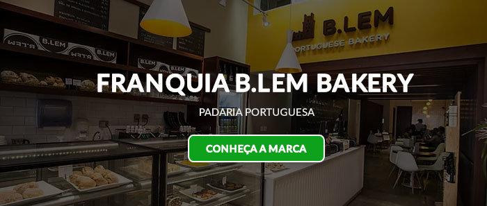 Franquia B.lem Bakery - Padaria Portuguesa