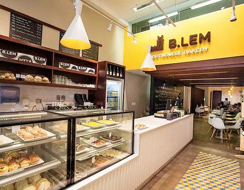Loja - Franquia Blem Bakery - Padaria Portuguesa